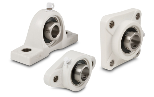Thermoplastic Housing With Stainless Bearings TP-SUCWT2000 Serie