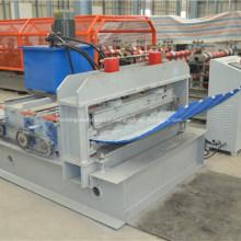 machine de sertissage de toit en acier en métal