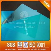 Folha de espelho de alumínio polida 1060 para iluminação ou lâmpada de grade
