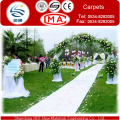 Tapis jetable pour mariage et exposition, anti-corrosion anticorrosion