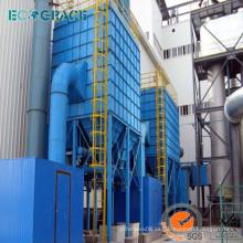 Sistema de colector de polvo de la carcasa del filtro