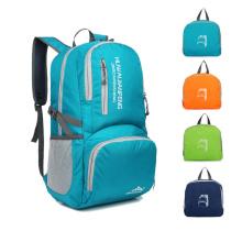 Large capacity Waterproof foldable travel backpack Travel Hiking Daypack Foldable Backpack for Women Men