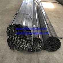 ERW Rectangle Steel Pipe welded Furniture steel tubes