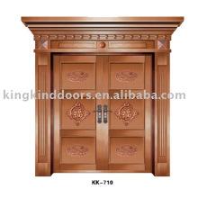 Медные двери (KK-710)