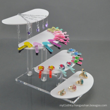 Point of Sale Acrylic Display Trays for Jewelry
