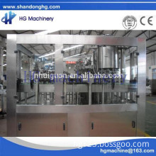 CE Standard with 1000-2000BPH Carbonated Bottling Machine