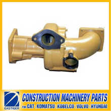 6162-63-1012 Bomba de agua S6d170 Komatsu Construction Machinery Piezas del motor