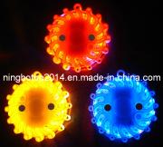 9 Patterns Super Flare Powerflare LED Warning Light