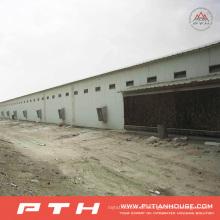 Wirtschaftliches kundengebundenes Stahlstruktur-Lager mit einfacher Installation