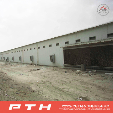 Economic Customized Steel Structure Warehouse with Easy Installation