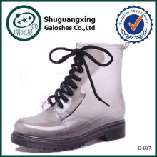 botas de agua a prueba de lluvia cubierta de lluvia para zapatos B-817