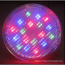 professional IP68 rgb led pool light with long warranty