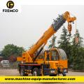 12 ton OEM Homemade Moblie Truck Crane Machinery