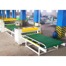 Automatic Paper Sticking Machine