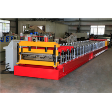 Corrugated Metal Floor Deck Roll Forming Machine