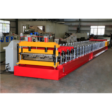 Decking Sheet Floor Steel Profile Roll Forming Machine