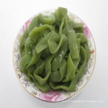 Perte de poids Shirataki Spinach Konjac Fettuccine for Fitness