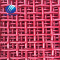 Areia de pedra 65 Mn telas industriais pesadas tela de vibração tela de malha triturador de malha de malha de pedreira