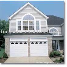 residential overhead garage door