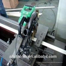 obturador do rolo automático de alta velocidade do obturador ripas Máquina Perfiladeira de porta/rolamento