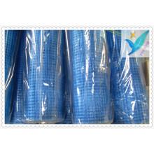 Malha de parede de fibra de vidro 10 * 10 100G / M2