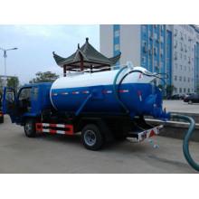 Caminhão de esgoto 5m3 do chassi de Dongfeng 5000L