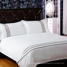 100% Cotton or T/C 50/50/Embroidery Hotel/Home Bedding Set (WS-2016015)