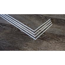 Plancher de vinyle composite en plastique en pierre de texture en bois