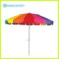 Parapluie extérieur coloré de plage de patio de 7ft