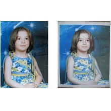 Canvas Portrait Oil Painting From Photo