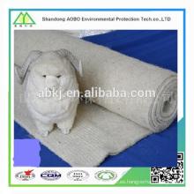2016Needle perforado lana fieltro / alfombra / telas para colchones y sofás