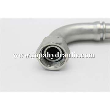 22691 Flexible hose copper pipe hydraulic fitting