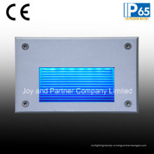 Новый IP65 светодиодный Встраиваемый настенный светильник с ПОЧАТКА (JP819088)