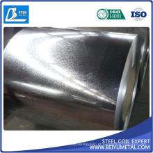 SGCC Hot Dipped galvanizado bobina de aço Gi Dx52D + Z