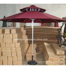 Outdoor Patio UV Resistant Garden Umbrella Fabric Sunbrella