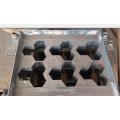 Ligne de production directe d'usine de fabrication de briques à faible coût