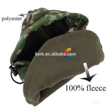 Двойной слой тепловой зимней шляпы флисовой балаклавы