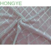fashion soft elastic nylon knitting lace fabric for lingerie ,bra