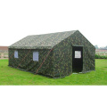 3X4 Meters Disaster Relief Tent Outdoor Tent Camouflage Tent