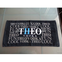100% Cotton Customized Print Bar Towel (SST3011)