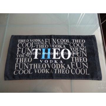 100% Cotton Customized Print Bar Towel (SST3011)