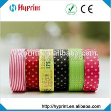 2015 new creative pattern custom washi printed decorative tape