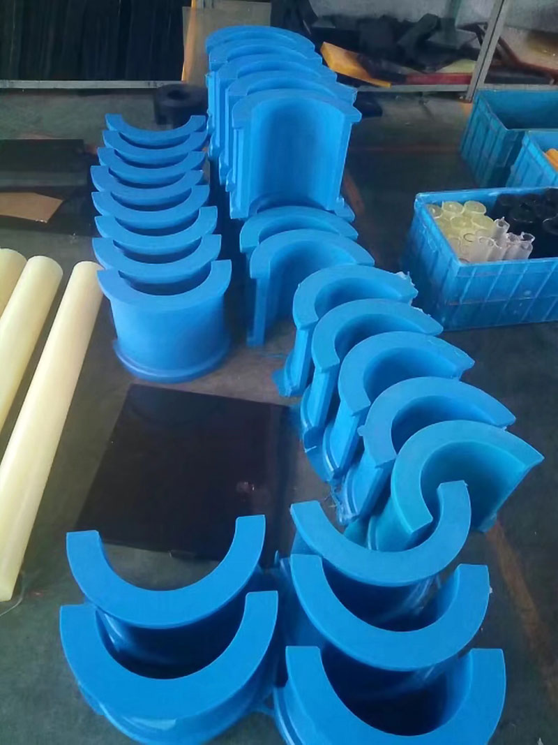 Mining Machinery Poly Bushing