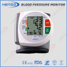 Henso wirst blood pressure monitor