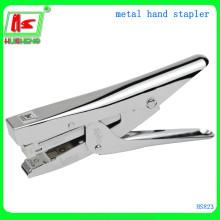 Metal todo tipo de grampeador manual para escola