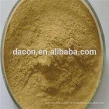 polysaccharides d'astragale 40% à 98%