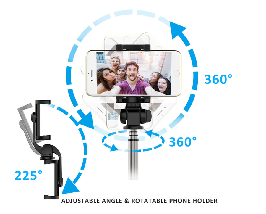 Multi Function Selfie Stick