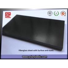 Черный Материал fr4 ESD для электронной промышленности