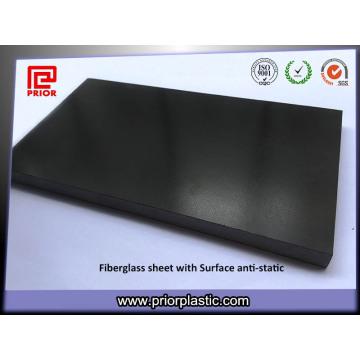 Noir ESD Fr4 Matériel pour l'industrie électronique