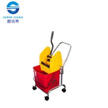 Chariot à dévidoir simple à mèche (B-044)